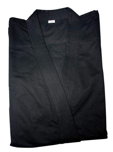 f1b47ab5ae Fekete Kempo kabát | attilasport.hu